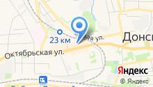 Ветклиника на карте