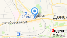 Областной Единый Информационно-Расчетный Центр на карте