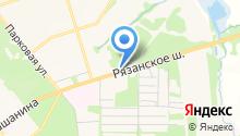АКПП-СЕРВИС на карте