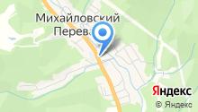 Храм Святого Архистратига Михаила на карте