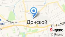 Новомосковская Сфера Безопасности на карте