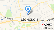 Новомосковские вентиляционные системы на карте
