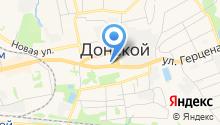 рекламное агентство vektor+ на карте