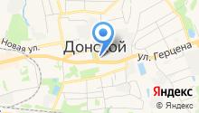 Донской механический завод на карте