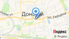 Донской городской суд на карте