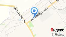 Шиномонтажная мастерская на ул. Мичурина на карте