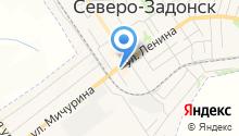 Подразделения лицензионно-разрешительной работы в районах г. Тулы и Тульской области на карте
