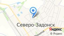 Приход храма Всех Святых в земле Российской просиявших на карте