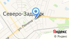 Парикмахерская на ул. Ленина на карте