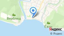 Архипо-Осиповка на карте