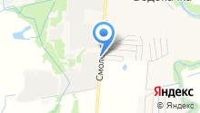Эвакуатор 24ч Автоспас на карте