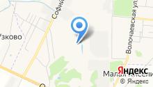 Грузовой шиномонтаж Линарис г.Кстово ПРОМЗОНА (ИП Вагин И.И.) - Услуги шиномонтажа на карте