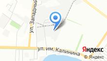 Тиссю-Бумага на карте