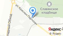 BAGI-AUTO на карте