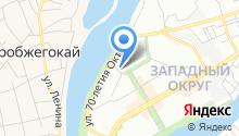 Salon на карте