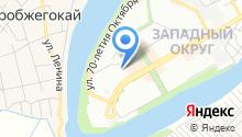 PIVmarket на карте