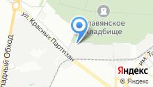 Автоматэлектро на карте