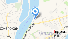 Cafe на карте