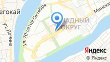 1М-Ломбард, ЗАО на карте