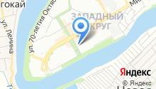 АвиаСити на карте