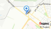 AutoPro на карте
