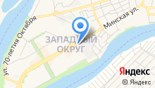Citilink на карте