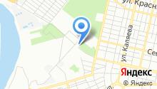 TIPI-SWIM на карте