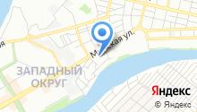 #LUNA Hotel Krasnodar на карте