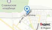 AUTOремOFF на карте