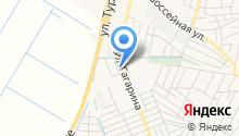 Ателье-студия Суссаны Уджуху на карте