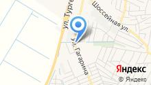 Татарча на карте