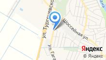 Юг-Риэлт на карте
