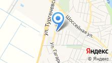 Кубань-Холод на карте