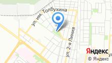 Центр культуры и досуга, МБУК на карте