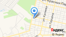 Capelli на карте