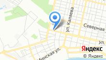 CaseStore на карте