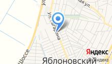 Магазин цветов на ул. Гагарина на карте