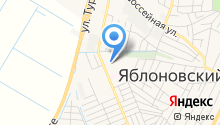 ГрадСтрой-Юг плюс на карте