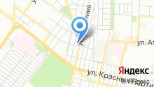 BitCar на карте