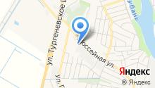 Фирма по продаже фейерверков на карте