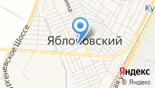 Майкопская и Адыгейская Епархия Русской Православной Церкви на карте