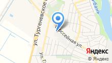 Экспресс-Кубань на карте
