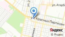 MEDline на карте
