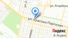 avtoZAP на карте