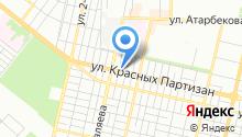 Beez на карте