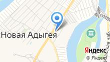 Тойота Центр Кубань на карте