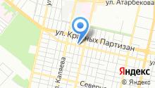PROPIVO на карте
