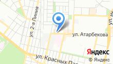 Amari на карте