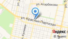 Zettabyte на карте