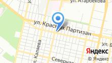 Resident Hotel на карте